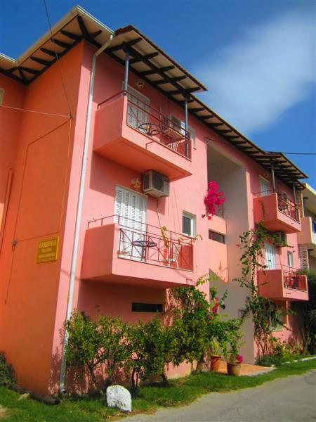 Gardenia - apartmánový dům