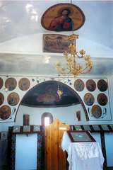 interiér Ag. Apostolon