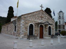 Limenas - malebný kostel