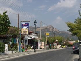 Vasilikos, výpadovka do Argasi
