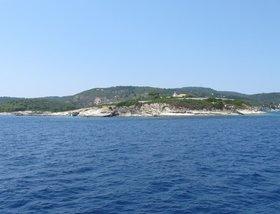 Paxos - výlet lodí z malého přístavu Benitses poblíž Kerkyry - Gáios hlavní město ostrova