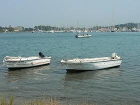 Gouvia - přístav