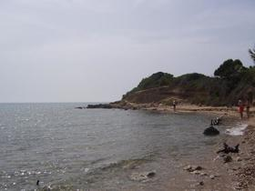 pláž Alonaki