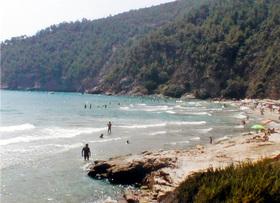 Paradissos Beach