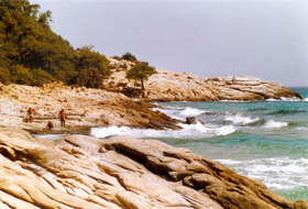 Paradisos Beach