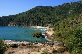 nádherná pláž Paradise