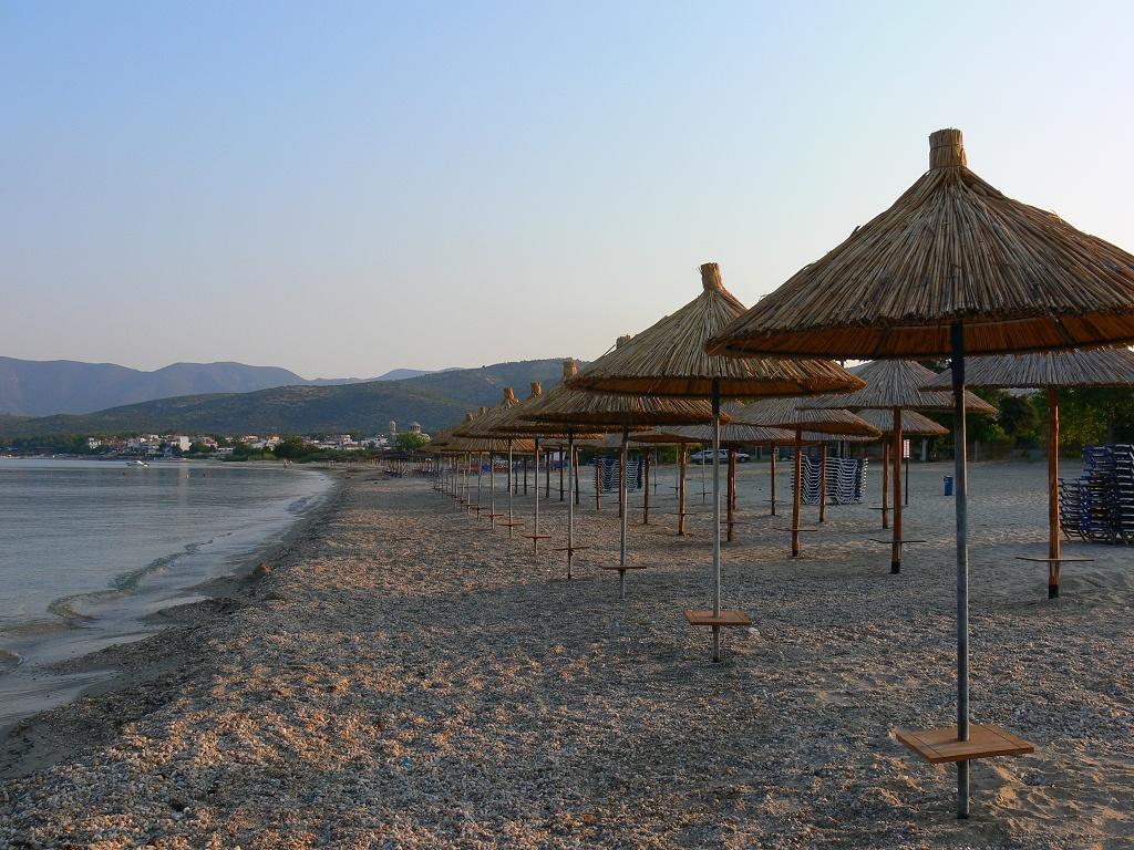 Potos - pláž