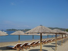 pláž Vromolimnos