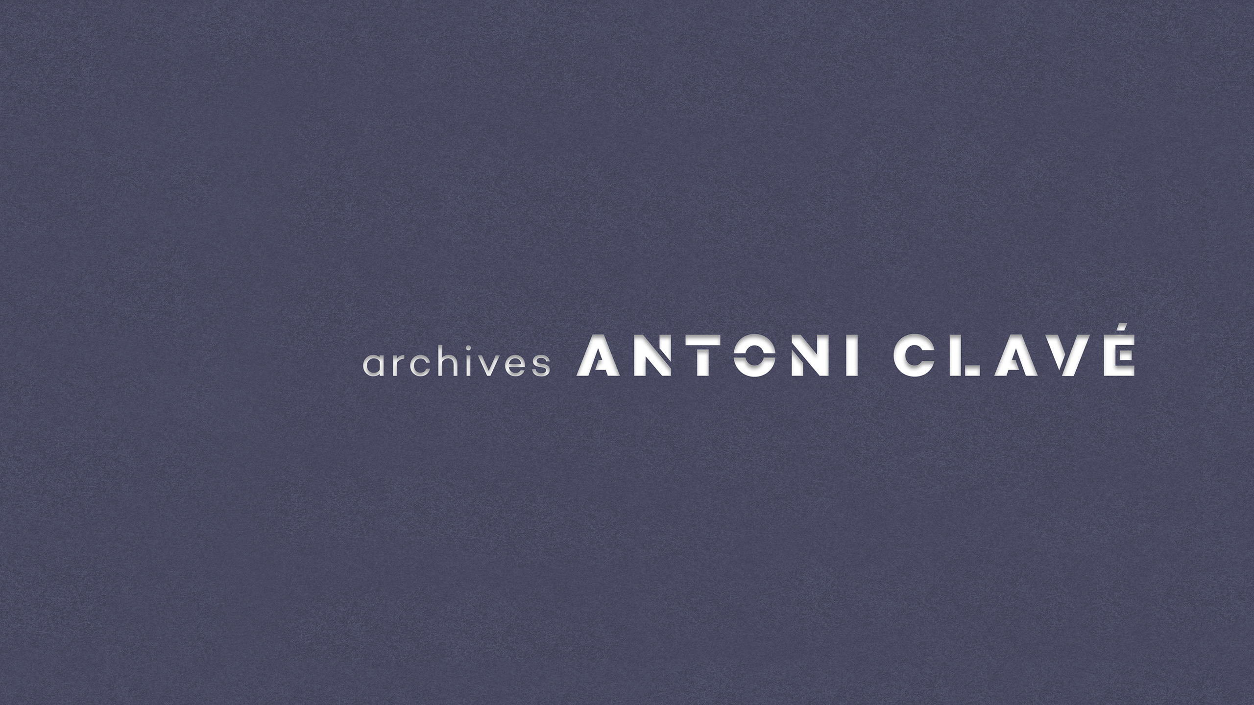 Archives clave 03