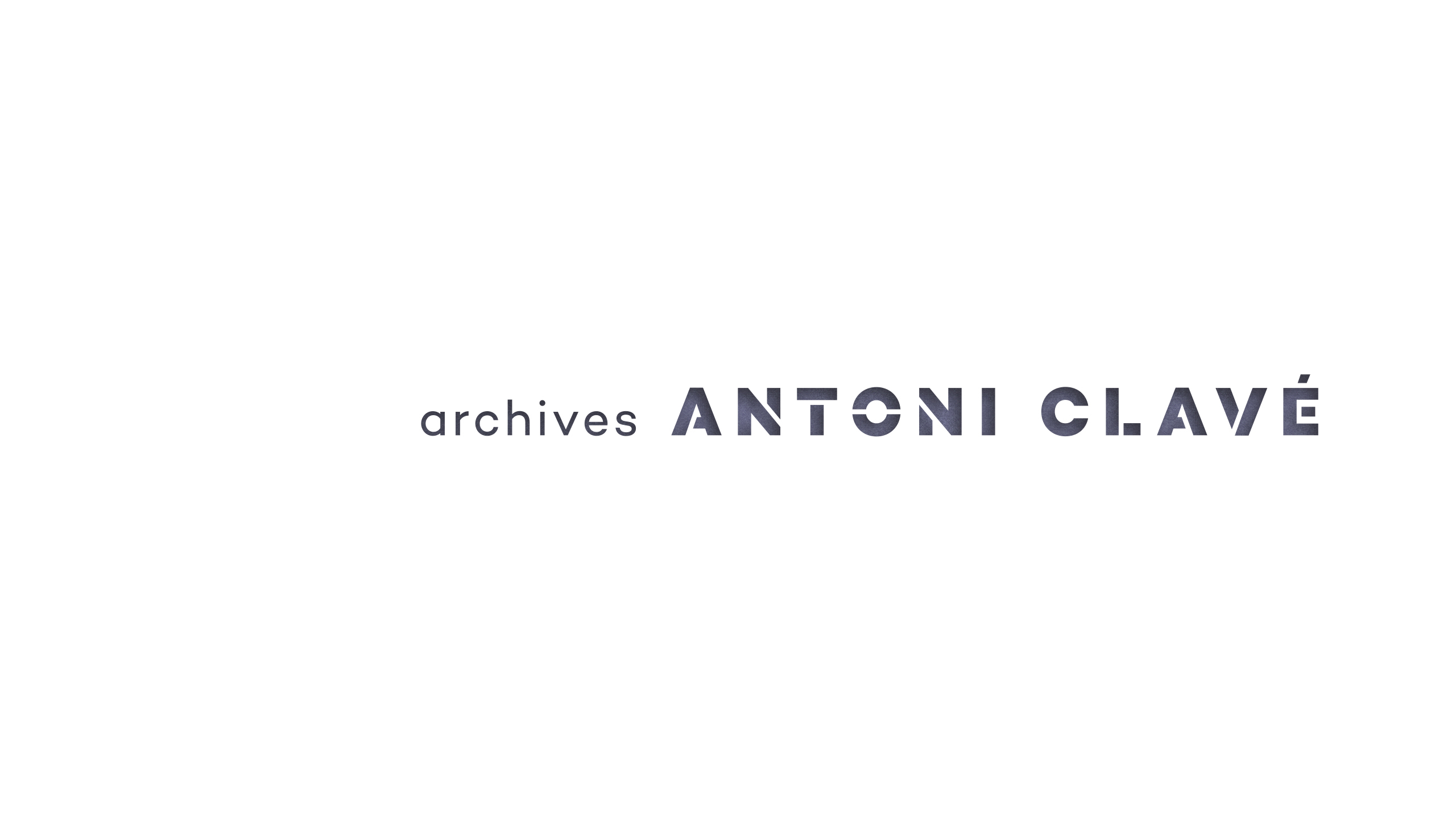 Archives clave 04