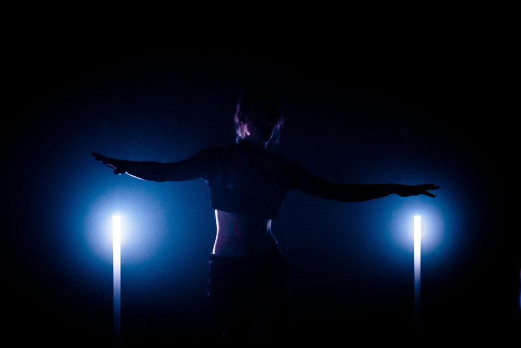 """Lydmor @ AB Club: """"Lydmor geeft licht, letterlijk en figuurlijk"""""""