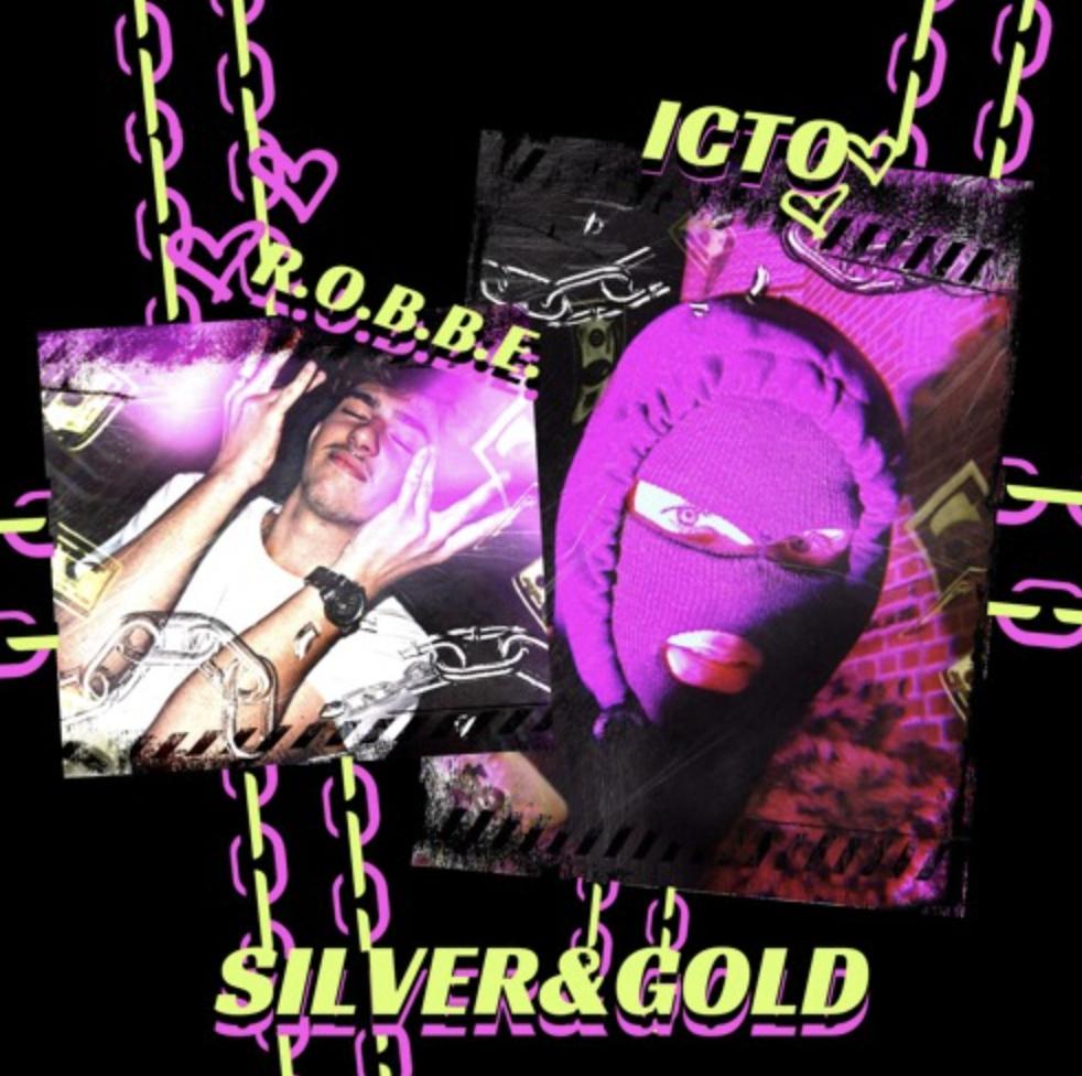 "Nieuwe single ICTO & R.O.B.B.E – ""Silver & Gold"""