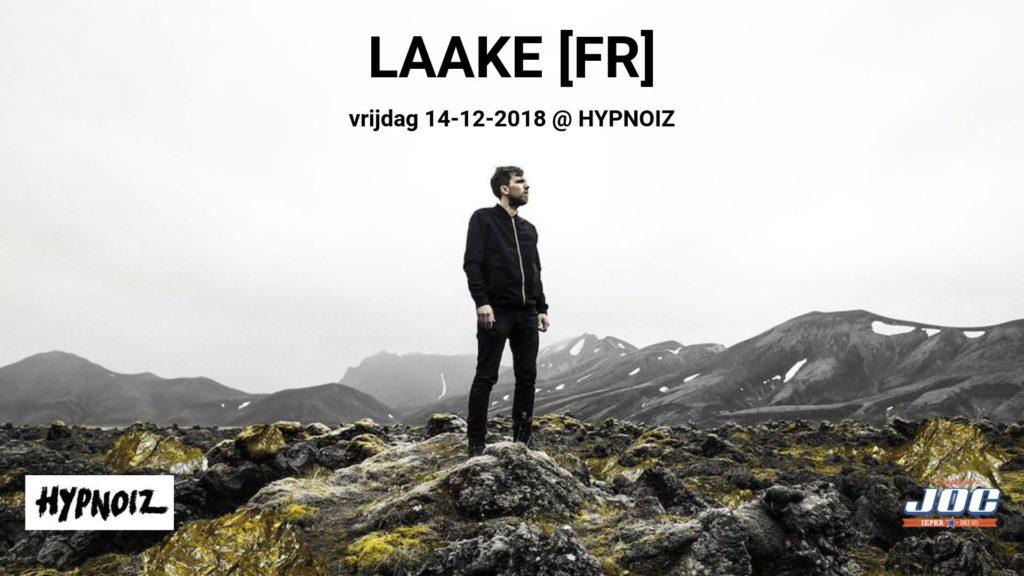 Win tickets voor Laake en B @ Hypnoiz (14/12)