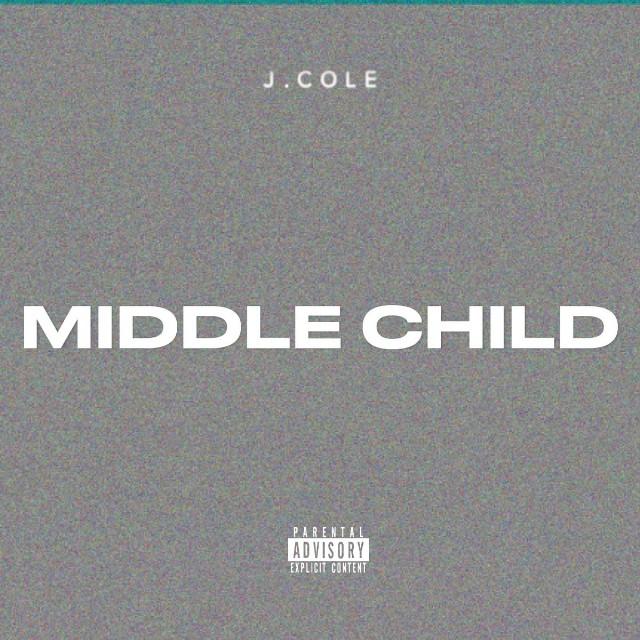 """Nieuwe single J. Cole – """"Middle Child"""""""