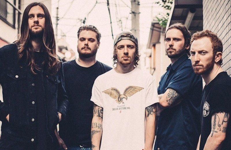 """Nieuwe single While She Sleeps – """"THE GUILTY PARTY"""""""