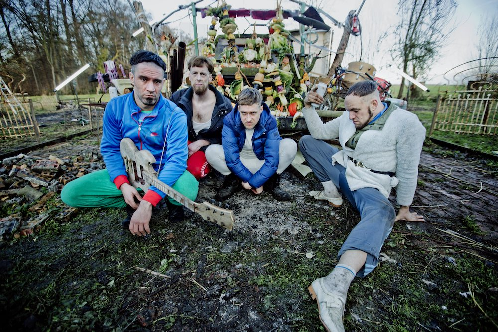 "Nieuwe single Raketkanon – ""Ricky"""