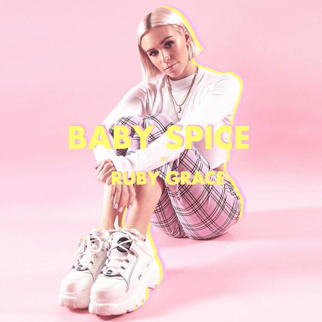 """Nieuwe single Ruby Grace – """"Baby Spice"""""""