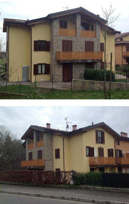 Appartamento a sotto il monte giovanni xxiii bergamo for Monolocale bergamo