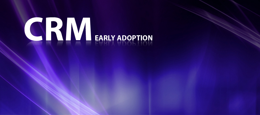 Reasons SME Managers Should Consider CRM Early Adoption