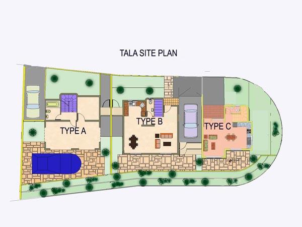 Tala site plan