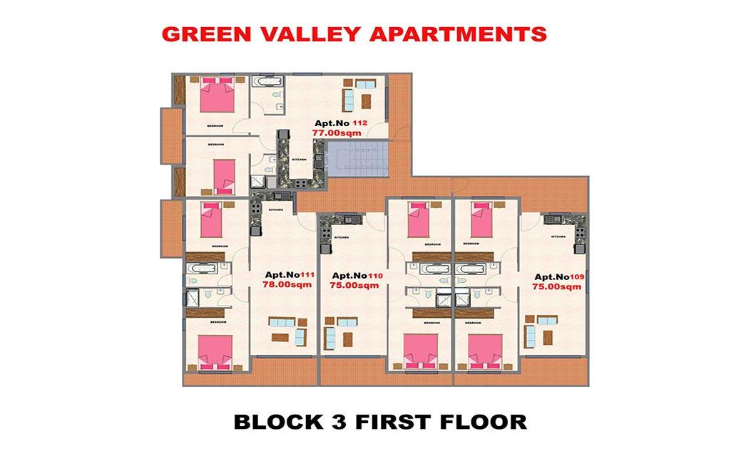 green-block-3-first-floor