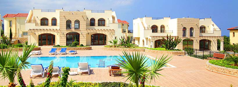 Таунхаусы на Кипре – каталог, описания, цены