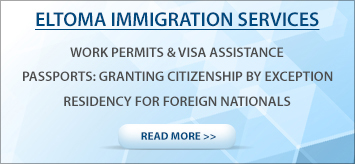 Eltoma Immigration Services