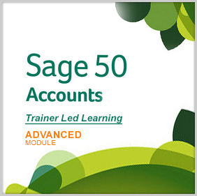 Sage 50 Accounts – Trainer Led Learning (Advanced Module)