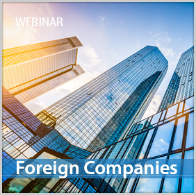 Classification of Foreign Companies. Onshore and offshore activities. The structure, registration, taxation and liquidation.