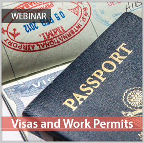 Visas and Work Permits for Cyprus & Singapore