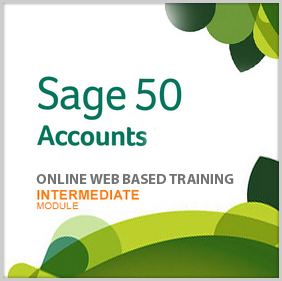 Sage 50 Accounts – Online Web Based Training (Intermediate Module)