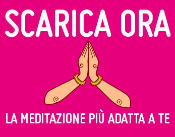 Immagine home page ecommerce posizione laterale promo meditazione