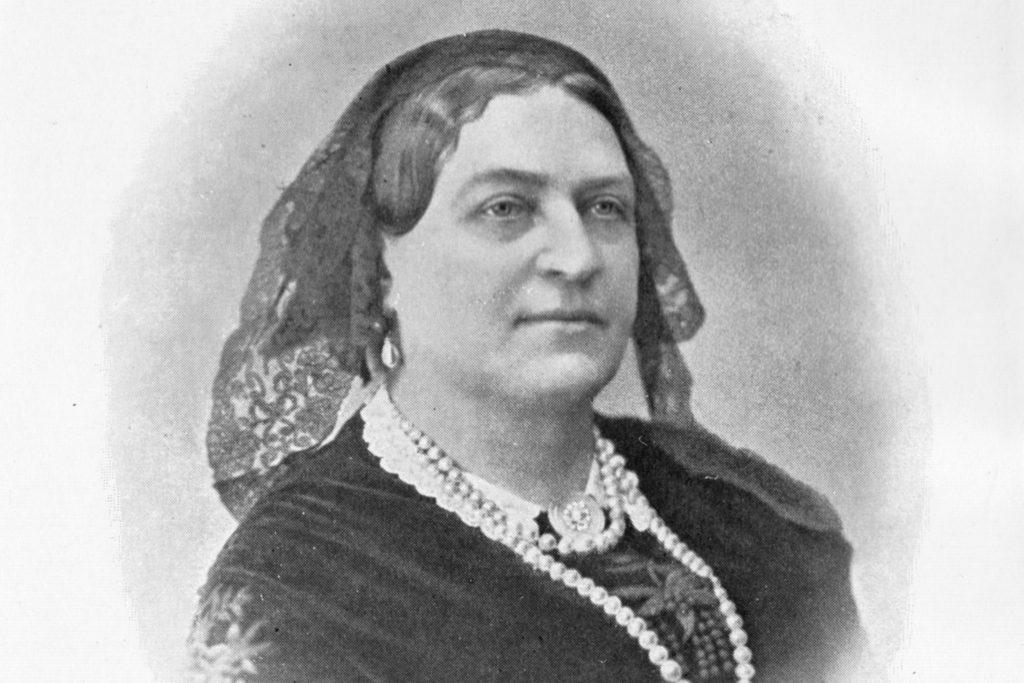 Aurora Karamzin oli laitoksen perustaja. Helsingin Diakonissalaitos perustettiin 1867.