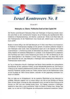 Israel Kontrovers Nr 8