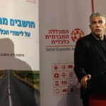 Yair Lapid at Social Economic Academy Conference May 2015