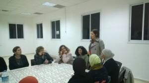 Meeting Jewish Arab Women 220215 -3