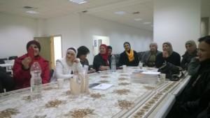 Meeting Jewish Arab Women 220215 -4