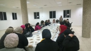 Meeting Jewish Arab Women 220215 -5