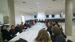 Meeting Jewish Arab Women 220215 -6