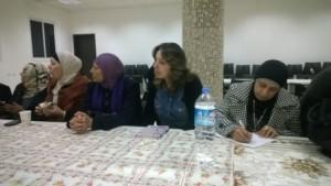 Meeting Jewish Arab Women 220215 -8