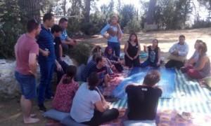 Jewish-Arab Seminar 2015-1