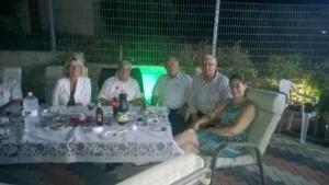Visit Minister Rheinland Pfalz in Givat Haviva-1