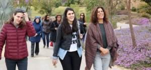 Young Naamat Meeting International Women's Day, March 3, 2017