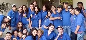Group of HaNoar HaOved VeLomed
