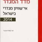 מדד המגדר - אי-שוויון מגדרי בישראל - 2014