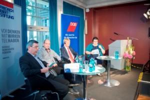 40 years DGB Histadrut Partnership - Panel2