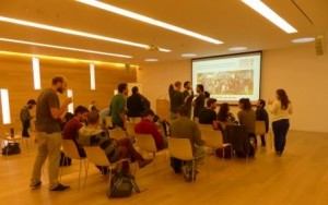 Opening of Progressive Economists Course Jerusalem 2015