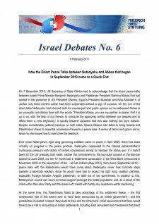 Israel Debates 6