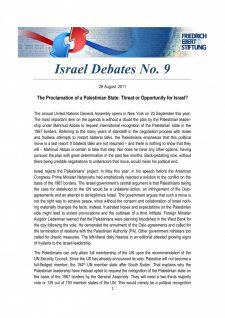 Israel Debates 9