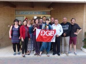 DGB Delegation 2016-10